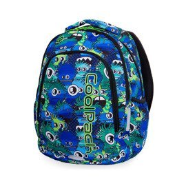 Backpack CoolPack Prime Wiggly Eyes Blue 25555CP No. B25034