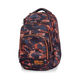 b38387a1540ee Backpack CoolPack Vance Electric Green 21205CP No. B37099 ...