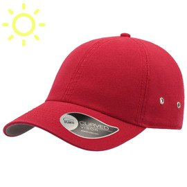 Baseball cap ACTION RED