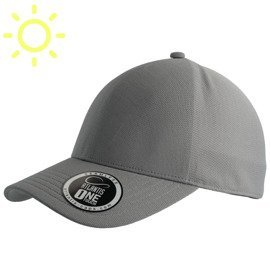 Baseball cap CAP ONE GREY