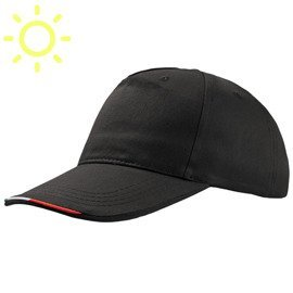 Baseball cap START FIVE ITALIA BLACK