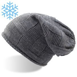 Beanie Atlantis CERVINO grey