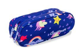 Double decker pencil case Coolpack Clever Unicorns 96560CP nr A65208