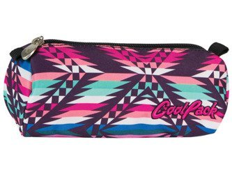 Pencil case Coolpack Tube Pink Mexico 49917CP nr 274