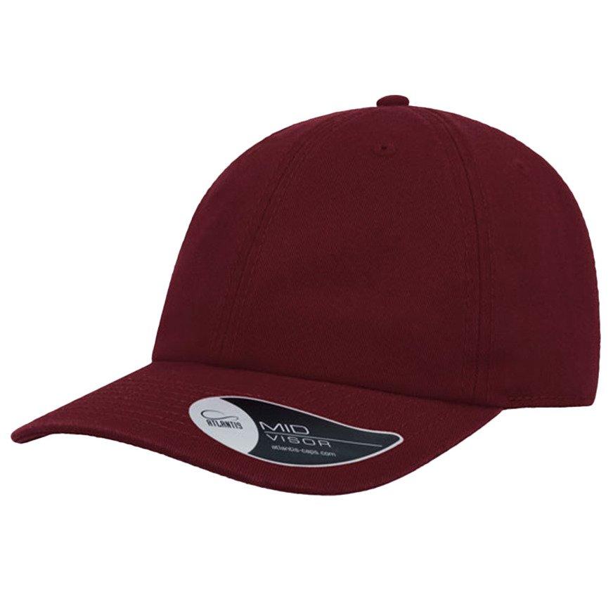 70fd70eec Baseball cap DAD HAT BURGUNDY
