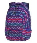 School backpack Coolpack College Chevron Stripes 82355CP nr A526