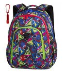 School backpack Coolpack Strike Geometric Shapes 85229CP nr A201