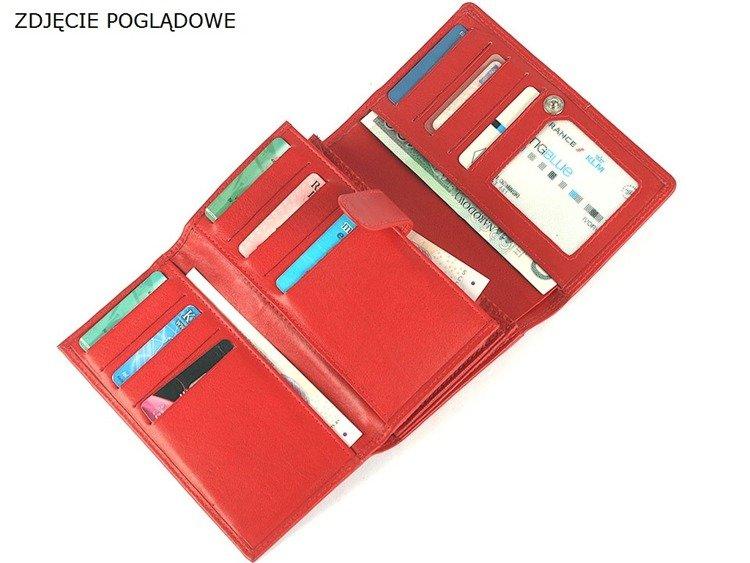 4105f5767e41b ... Funkcjonalny elegancki damski portfel Old River 6022-FN Czarny Kliknij,  aby powiększyć