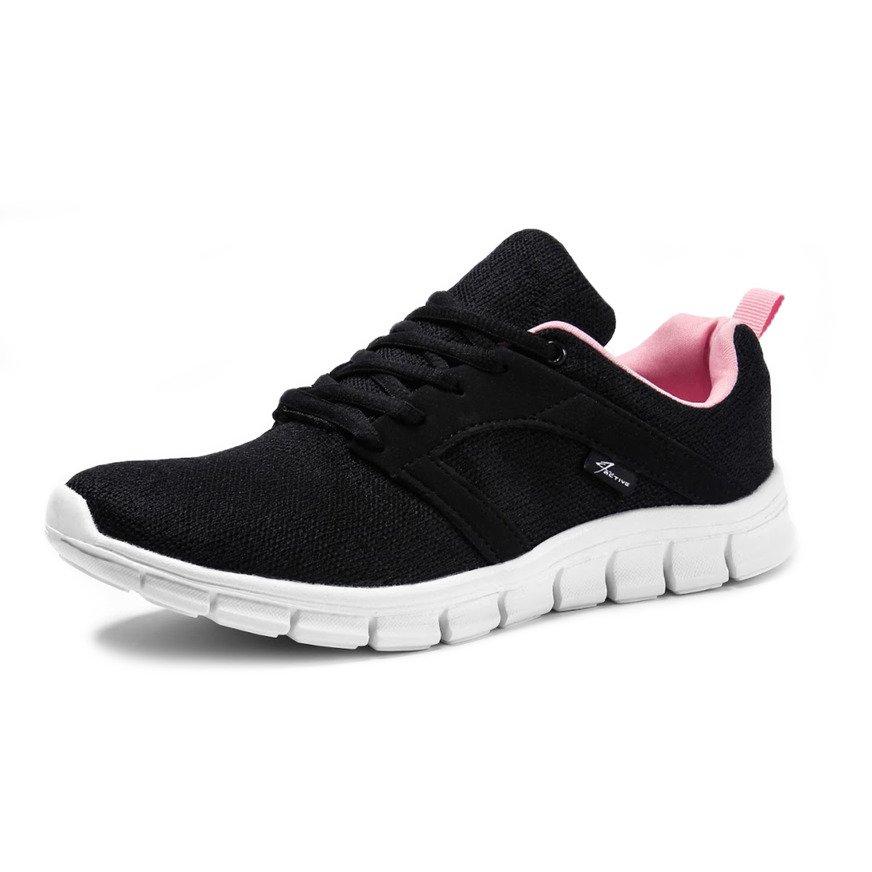 Buty sportowe dziecięce różowe 33