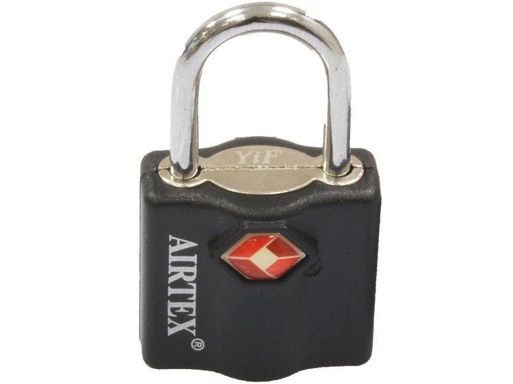 5387381bd4374 Kłódka szyfrowa do walizki Airtex TSA-326-2 Czarna - Akcesoria ...