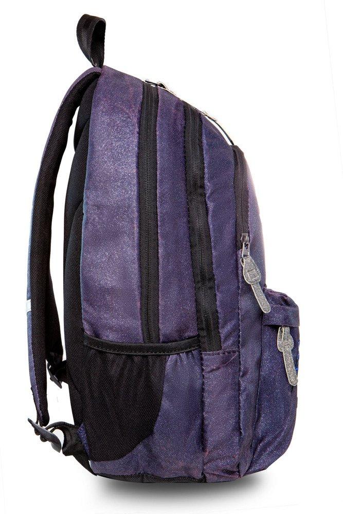 fa61fe511623e ... Młodzieżowy Plecak szkolny Coolpack Hippie Sparkling Badges Jeans  22523CP B33086 Kliknij, aby powiększyć ...