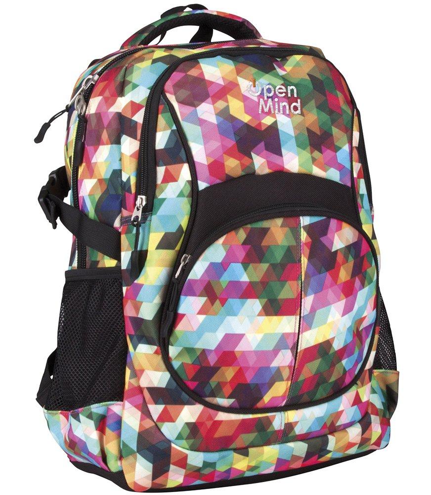 9ade32374165d Plecak szkolny młodzieżowy Open Mind 9 - Plecaki \ Plecaki szkolne ...