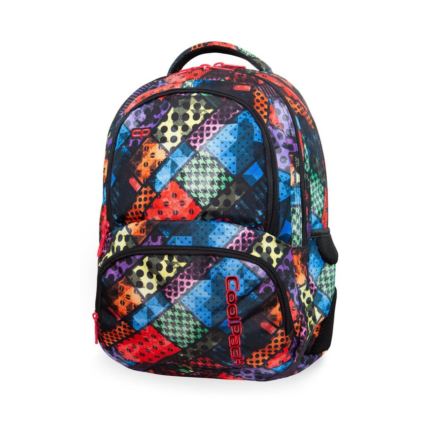 7035533c2df07 Plecak młodzieżowy szkolny CoolPack Spiner Blox 33802CP nr B01014 ...