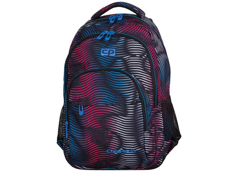 7c5f722144ff0 Plecak szkolny Coolpack Basic Flashing lava 70409CP nr 945 - Plecaki ...