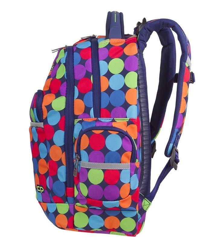 5e54bb36752d5 ... Plecak szkolny Coolpack Brick Bubble Shooter 81525CP nr A491 Kliknij