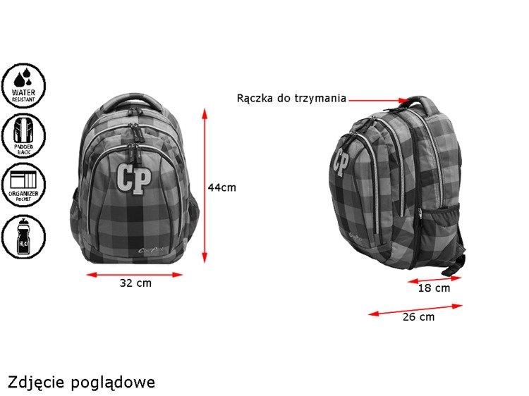 7e8ca956c54a4 Plecak szkolny Coolpack Combo Marengo 78290CP nr 688 - Plecaki ...