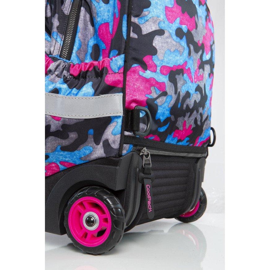 25ea1233e8bcd ... Plecak szkolny na kółkach CoolPack Starr Camo Fusion Pink 24686CP nr  B35093 Kliknij, aby powiększyć