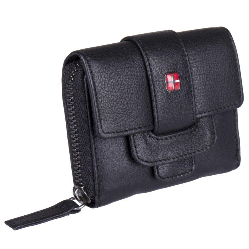 294e5e4a69091 Portfel męski New Business Bags RFID STOP LBC-114 SCHWARZ - Portfele ...