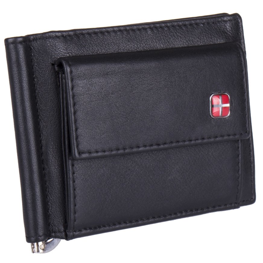6a71c6f778de1 Portfel męski - banknotówka New Business Bags RFID STOP LBC-112 SCHWARZ  Kliknij, aby powiększyć ...