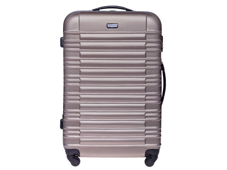 40a07c0b22c0c Średnia walizka twarda Vip Collection Nevada 24'' Szampańska Kliknij, aby  powiększyć ...