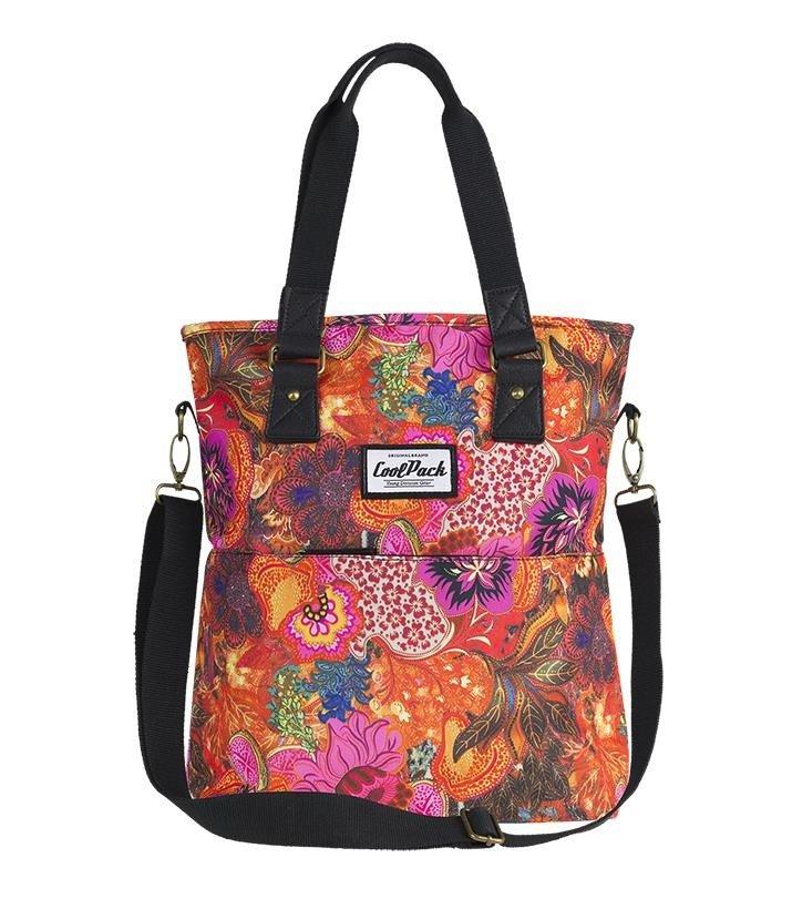 8aafdac5 Torba na ramię Coolpack Amber Flower Explosion 85717CP nr A086 ...