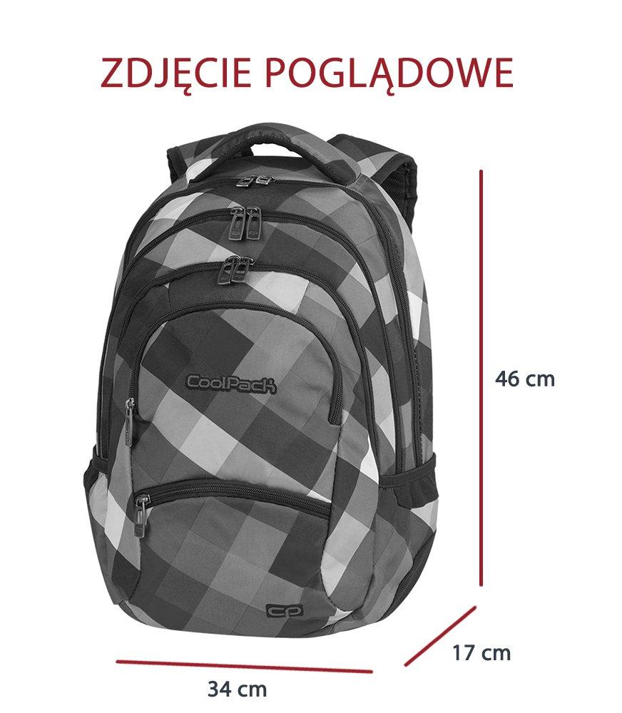 73ce9b5b2bac2 Zestaw szkolny Coolpack Marengo - plecak College i piórnik Campus ...