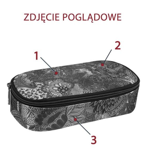Piórnik szkolny Coolpack Campus Summer Meadow 85844CP nr A039